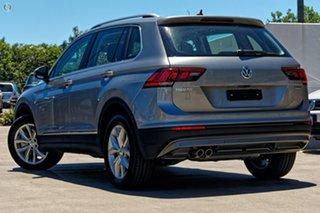 2019 Volkswagen Tiguan 5N MY20 132TSI DSG 4MOTION Comfortline Silver 7 Speed