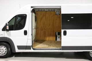 2015 Fiat Ducato MY15 MLWB/Low White 6 Speed Manual Cab Chassis