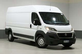 2015 Fiat Ducato MY15 MLWB/Low White 6 Speed Manual Cab Chassis.