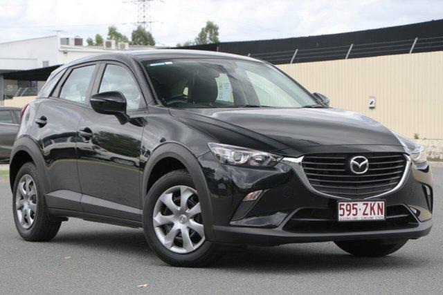 Used Mazda CX-3 DK2W76 Neo SKYACTIV-MT, 2018 Mazda CX-3 DK2W76 Neo SKYACTIV-MT Black 6 Speed Manual Wagon