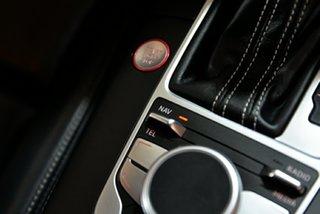 2016 Audi S3 8V MY17 S Tronic Quattro White 7 Speed Sports Automatic Dual Clutch Sedan