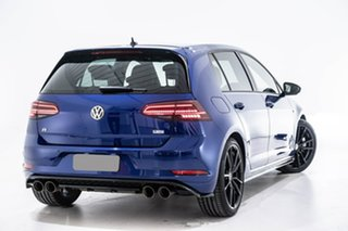 2018 Volkswagen Golf 7.5 MY19 R DSG 4MOTION Special Edition Blue 7 Speed