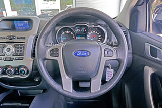 2013 Ford Ranger PX XLT Double Cab Highlight Silver 6 Speed Sports Automatic Utility