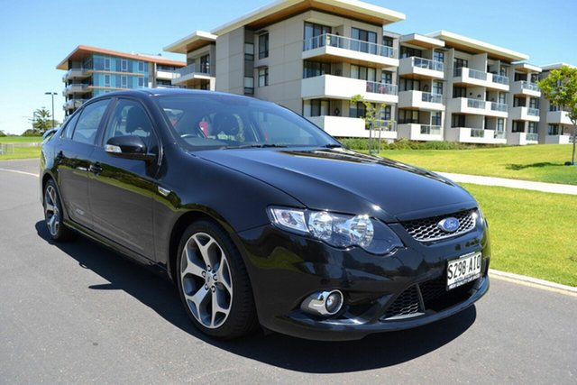Used Ford Falcon FG XR6 50th Anniversary, 2010 Ford Falcon FG XR6 50th Anniversary Black 6 Speed Sports Automatic Sedan