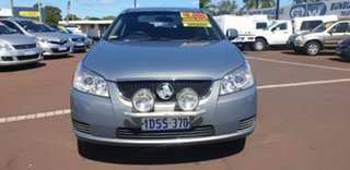 2011 Holden Epica EP MY10 CDX Silver 6 Speed Sports Automatic Sedan.
