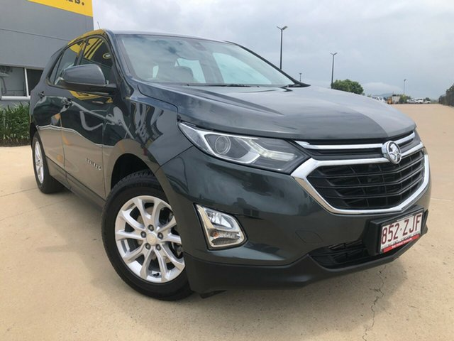 Used Holden Equinox EQ MY18 LS+ FWD, 2018 Holden Equinox EQ MY18 LS+ FWD Grey 6 Speed Sports Automatic Wagon