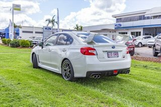2017 Subaru WRX V1 MY17 STI AWD Premium White 6 Speed Manual Sedan