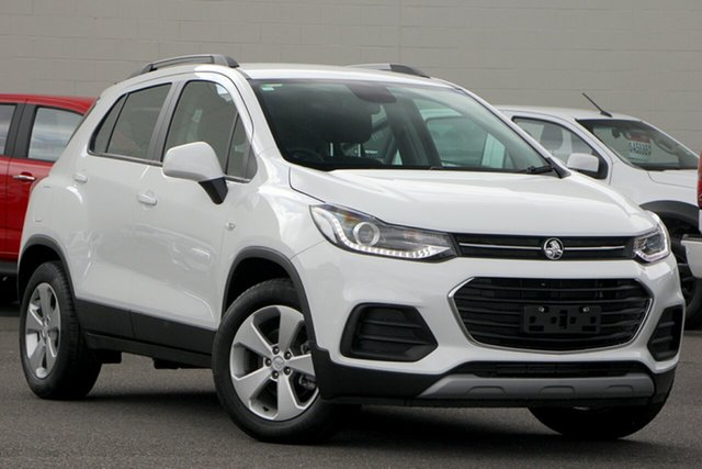 Used Holden Trax TJ MY18 LS, 2018 Holden Trax TJ MY18 LS White 6 Speed Automatic Wagon