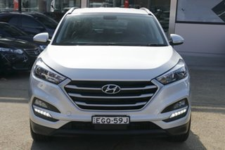 2018 Hyundai Tucson TL3 MY19 Active X (FWD) Silver 6 Speed Automatic Wagon