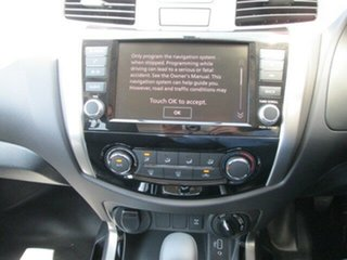 2019 Nissan Navara D23 S4 MY19 SL Polar White 7 Speed Sports Automatic Utility