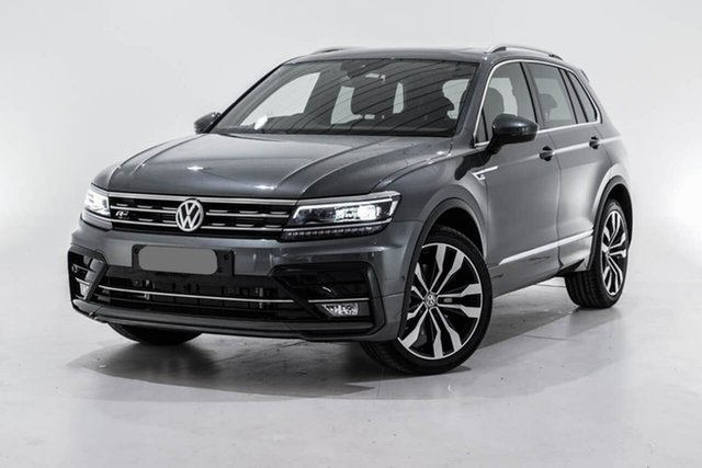 Used Volkswagen Tiguan 5N MY19.5 162TSI DSG 4MOTION Highline, 2019 Volkswagen Tiguan 5N MY19.5 162TSI DSG 4MOTION Highline Grey 7 Speed