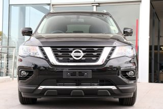 2019 Nissan Pathfinder R52 Series III MY19 ST-L X-tronic 2WD Diamond Black 1 Speed Constant Variable.