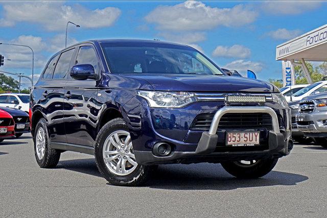 Used Mitsubishi Outlander ZJ MY13 ES 2WD, 2012 Mitsubishi Outlander ZJ MY13 ES 2WD 5 Speed Manual Wagon