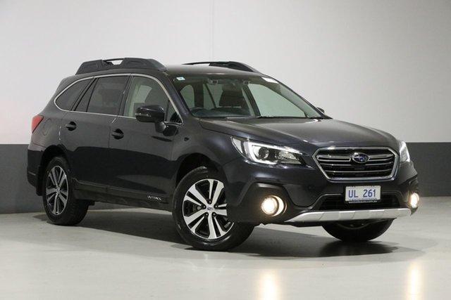 Used Subaru Outback MY18 2.5I, 2018 Subaru Outback MY18 2.5I Platinum Grey Continuous Variable Wagon