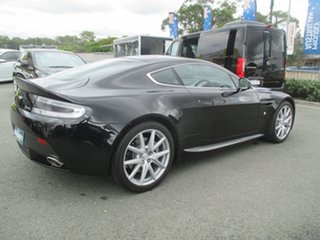 2013 Aston Martin V8 MY13 Vantage Black 6 Speed Manual Coupe