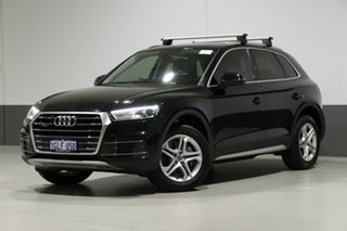 2017 Audi Q5 FY MY17 2.0 TDI Quattro Design Black 7 Speed Auto S-Tronic Wagon.