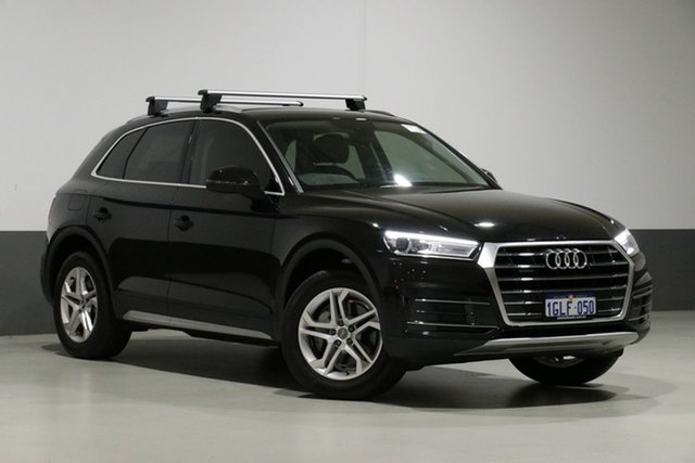 Used Audi Q5 FY MY17 2.0 TDI Quattro Design, 2017 Audi Q5 FY MY17 2.0 TDI Quattro Design Black 7 Speed Auto S-Tronic Wagon