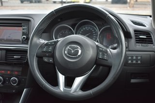 2014 Mazda CX-5 KE1031 MY14 Akera SKYACTIV-Drive AWD Black 6 Speed Sports Automatic Wagon