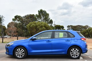 2017 Hyundai i30 GD4 Series II MY17 Active Blue 6 Speed Sports Automatic Hatchback