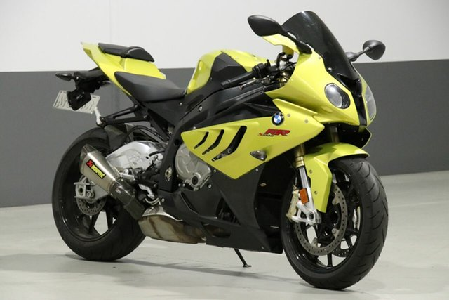 Used BMW   Limited Edition, 2010 BMW S1000RR Limited Edition