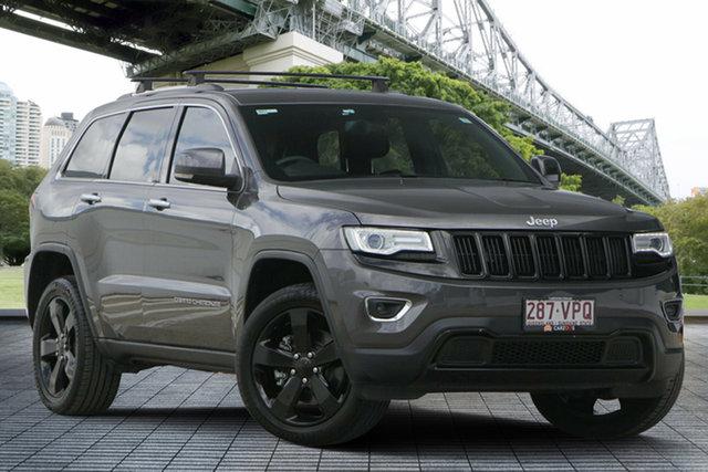 Used Jeep Grand Cherokee WK MY15 Limited, 2015 Jeep Grand Cherokee WK MY15 Limited Grey 8 Speed Sports Automatic Wagon