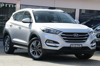 2018 Hyundai Tucson TL3 MY19 Active X (FWD) Silver 6 Speed Automatic Wagon.