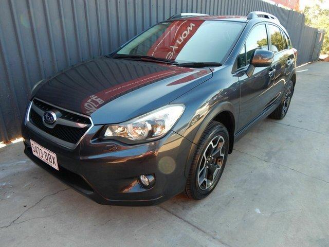 Used Subaru XV G4X MY13 2.0i-S Lineartronic AWD, 2013 Subaru XV G4X MY13 2.0i-S Lineartronic AWD Grey 6 Speed Constant Variable Wagon