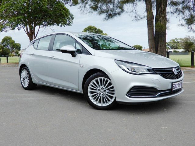 Used Holden Astra BK MY17 R, 2016 Holden Astra BK MY17 R Silver 6 Speed Sports Automatic Hatchback