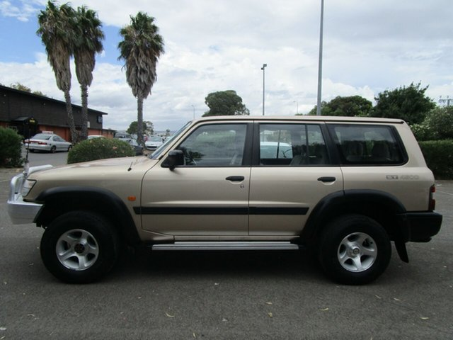 Used Nissan Patrol GU ST (4x4), 1999 Nissan Patrol GU ST (4x4) 5 Speed Manual 4x4 Wagon
