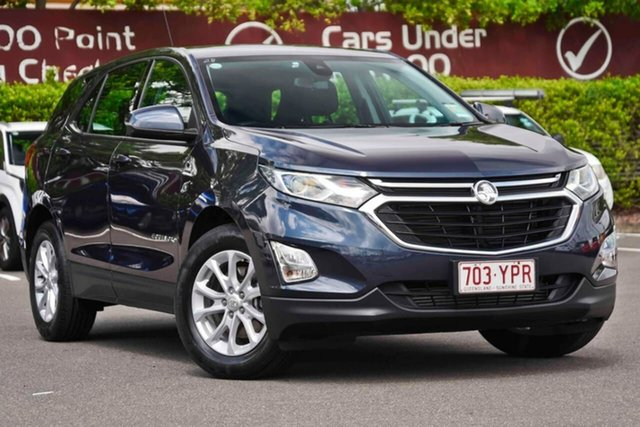 Used Holden Equinox EQ MY18 LS+ FWD Mount Gravatt, 2018 Holden Equinox EQ MY18 LS+ FWD Blue 6 Speed Sports Automatic Wagon