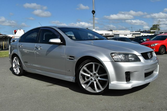 Used Holden Commodore VE MY09 SS-V, 2008 Holden Commodore VE MY09 SS-V Silver 6 Speed Manual Sedan