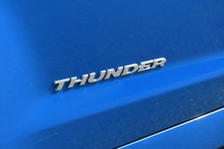 2012 Holden Commodore VE II MY12 SS Thunder Blue 6 Speed Manual Utility