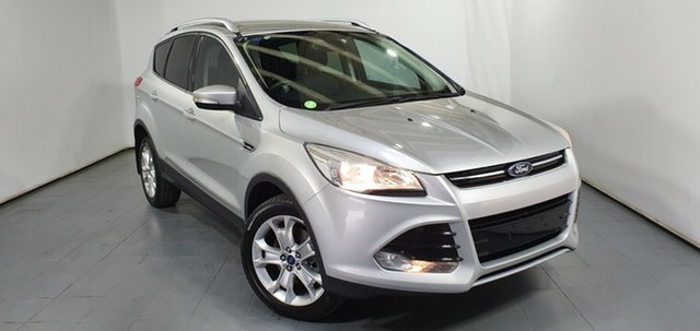 Used Ford Kuga TF Trend AWD, 2013 Ford Kuga TF Trend AWD Silver 6 Speed Sports Automatic Wagon