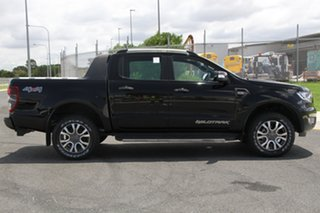 2018 Ford Ranger PX MkII MY18 Wildtrak 3.2 (4x4) Shadow Black 6 Speed Automatic Dual Cab Pick-up