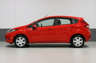 2013 Ford Fiesta WT CL Red 6 Speed Automatic Hatchback