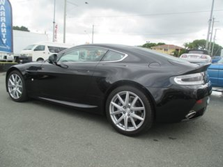 2013 Aston Martin V8 MY13 Vantage Black 6 Speed Manual Coupe.