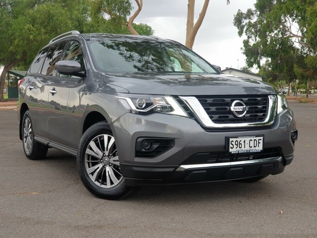Used Nissan Pathfinder R52 Series III MY19 ST X-tronic 2WD, 2018 Nissan Pathfinder R52 Series III MY19 ST X-tronic 2WD Gun Metallic 1 Speed Constant Variable