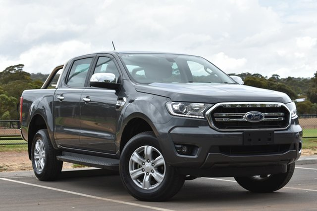 Used Ford Ranger PX MkIII 2019.00MY XLT Pick-up Double Cab 4x2 Hi-Rider, 2018 Ford Ranger PX MkIII 2019.00MY XLT Pick-up Double Cab 4x2 Hi-Rider Grey 6 Speed