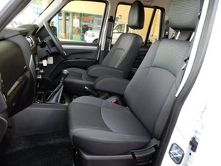 2019 Mahindra Pik-Up S10 Black Mhawk 4WD Limited Edit. White 6 Speed Manual Dual Cab Utility