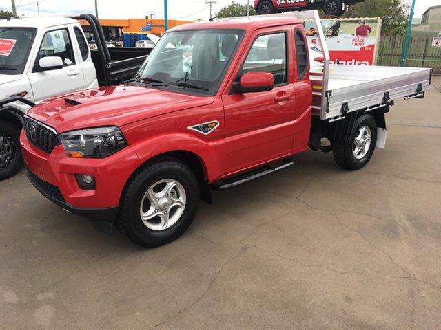 Demo Mahindra Pik-Up S10 MY18 2WD, 2018 Mahindra Pik-Up S10 MY18 2WD Red 6 Speed Manual Utility
