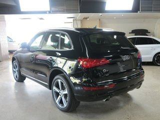 2015 Audi Q5 8R MY15 TDI S Tronic Quattro Black 7 Speed Sports Automatic Dual Clutch Wagon