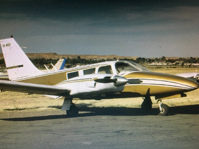 Used    , 1973 PIPER SENECA ONE