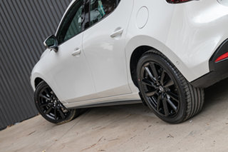 2019 Mazda 3 BP2HLA G25 SKYACTIV-Drive Astina Snowflake White Pearl 6 Speed Sports Automatic