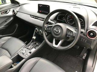 2018 Mazda CX-3 DK4W7A Akari SKYACTIV-Drive i-ACTIV AWD White 6 Speed Sports Automatic Wagon.