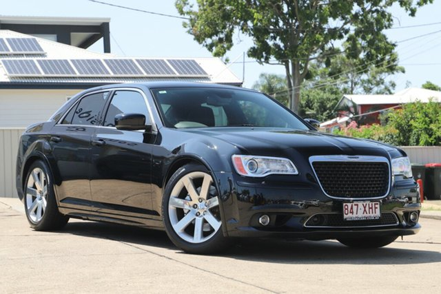 Used Chrysler 300 LX MY12 SRT-8, 2012 Chrysler 300 LX MY12 SRT-8 Black 5 Speed Sports Automatic Sedan