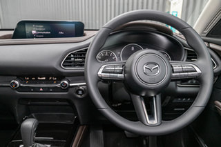 2019 Mazda CX-30 DM2WLA G25 SKYACTIV-Drive Touring Machine Grey 6 Speed Sports Automatic Wagon