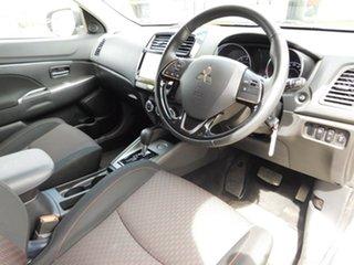 2018 Mitsubishi ASX XC MY18 LS ADAS (2WD) Titanium Continuous Variable Wagon.