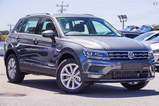 Demo Volkswagen Tiguan 5N MY20 132TSI DSG 4MOTION Comfortline, 2019 Volkswagen Tiguan 5N MY20 132TSI DSG 4MOTION Comfortline Grey 7 Speed