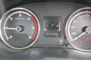 2018 Mitsubishi Triton MR MY19 GLX White 6 Speed Sports Automatic Cab Chassis