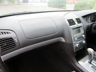 2008 Ford Falcon BF MkII 07 Upgrade XR6 4 Speed Auto Seq Sportshift Sedan